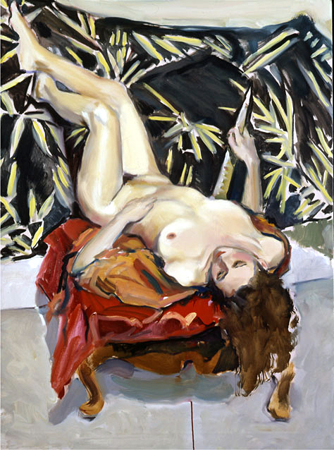 20Redhead-and-Bamboo-48x36-_private_collection